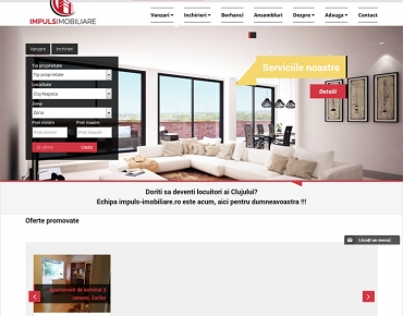 Impuls Imobiliare - agentie imobiliara Cluj Napoca