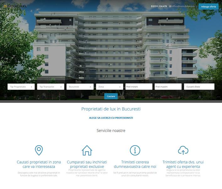 IS Imobiliare - agentie imobiliara Bucuresti