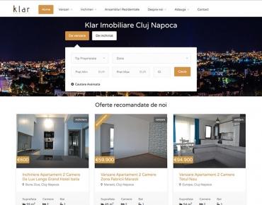 Klar Imobiliare - agentie imobiliara Cluj Napoca