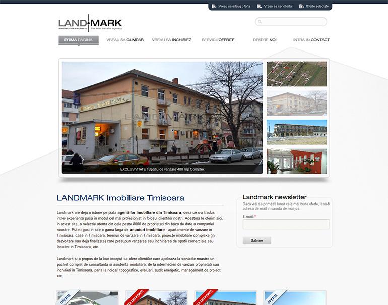 Landmark Imobiliare - agentie imobiliara Timisoara