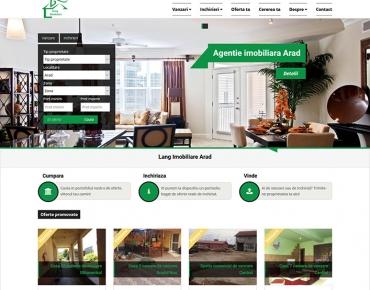 Lang Imobiliare - agentie imobiliara Arad