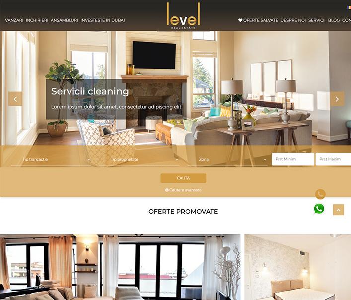 Level Estate- agentie imobiliara Bucuresti