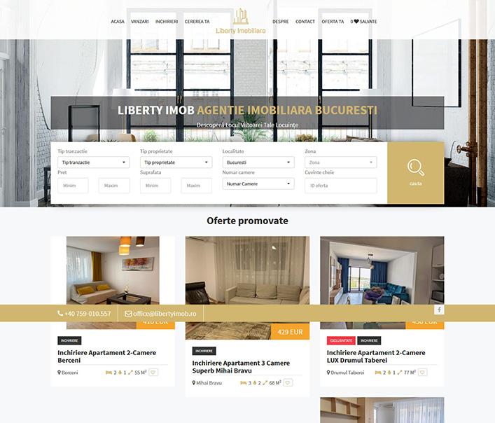 Liberty Imob - agentie imobiliar Bucuresti