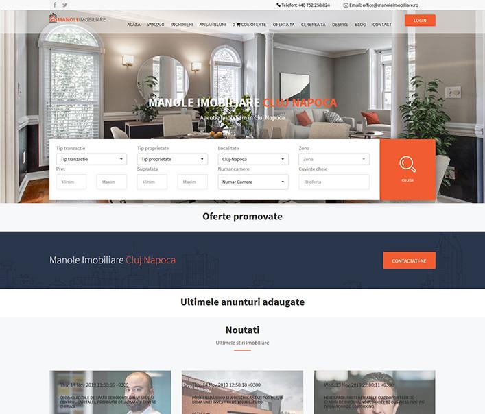 Manole Imobiliare - agentie imobiliara Cluj Napoca