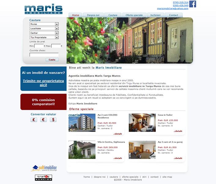 Maris Imobiliare – agentie imobiliara Targu Mures