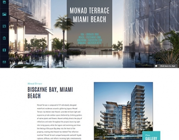 Website de nisa - Monad Terrace Condo Miami Beach