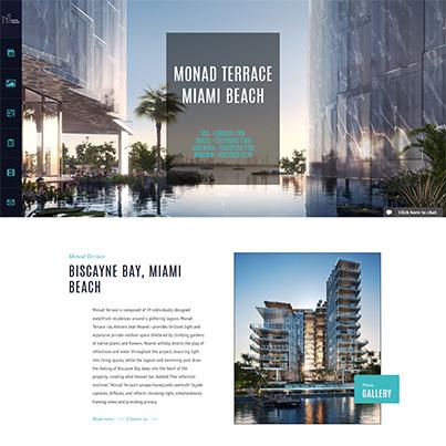 Website de nisa - Monad Terrace Condo Miami Beach