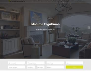 Motuma Regal Imob - agentie imobiliara Bucuresti