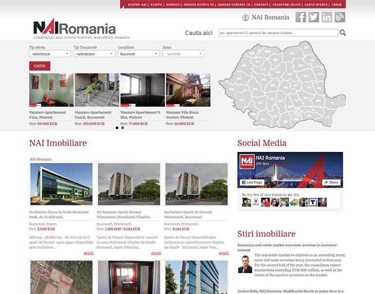 Nai Imobiliare - agentie imobiliara Bucuresti