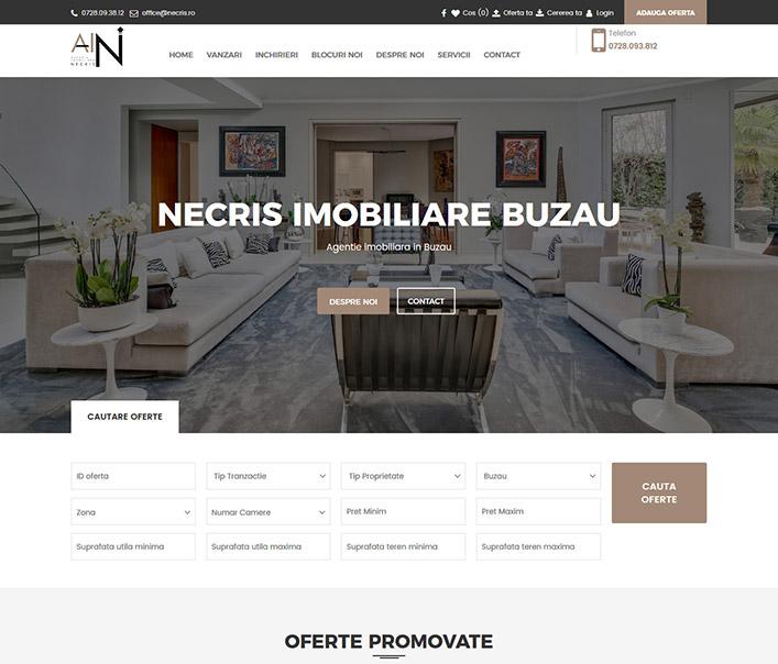 Necris Imobiliare - agentie imobiliara Buzau