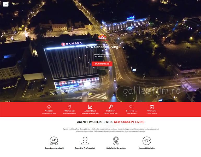 NewConceptLiving - agentie imobiliara Sibiu