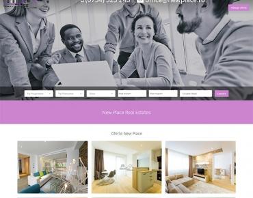New Place Real Estate - agentie imobiliara Bucuresti