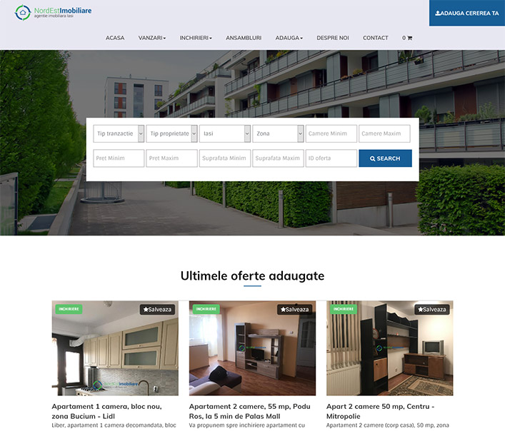 NordEst Imobiliare - agentie imobiliara Iasi