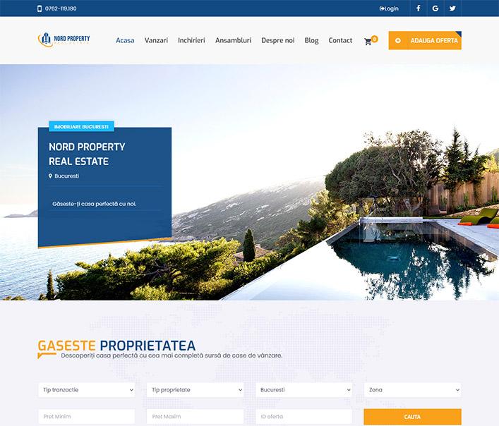 Nord Property Real Estate - agentie imobiliara Bucuresti