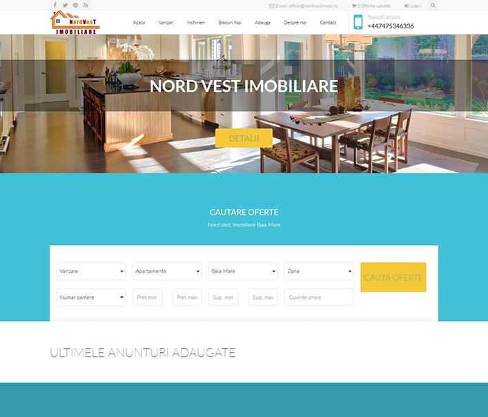 Nord Vest Imobiliare - agentie imobiliara - Borsa