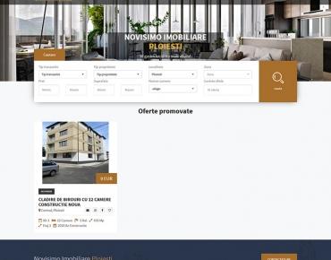 Novisimo Imobiliare - agentie imobiliara Ploiesti