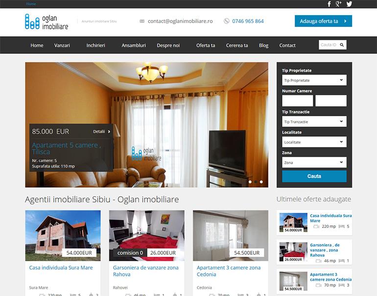 Oglan Imobiliare - agentie imobiliara Sibiu