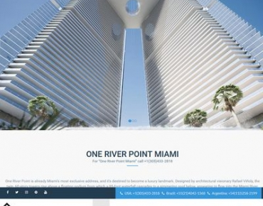 Miami Real Estate Trends - agentie imobiliara Miami Beach (ONE RIVER POINT)