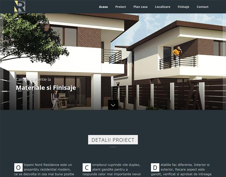 Otopeni Nord Residence - dezvoltator imobiliar Bucuresti