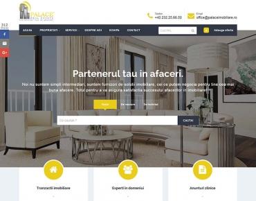 Palace Real Estate - agentie imobiliara - Iasi