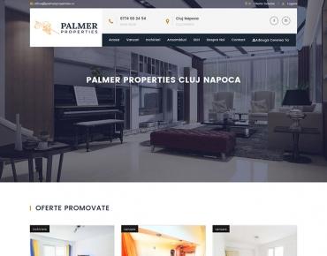 Palmer Properties - agentie imobiliara Cluj-Napoca