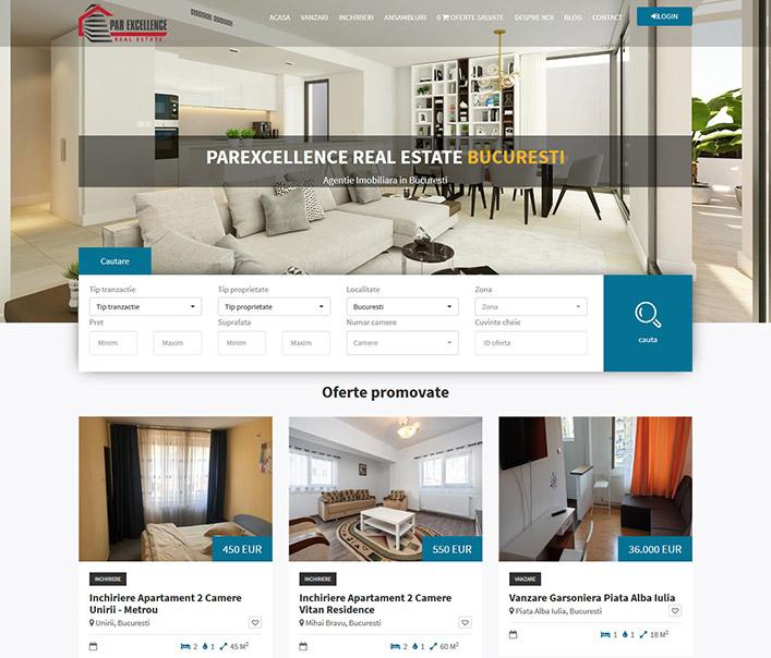 Par Excelelnce Real Estate - agentie imobiliara Bucuresti