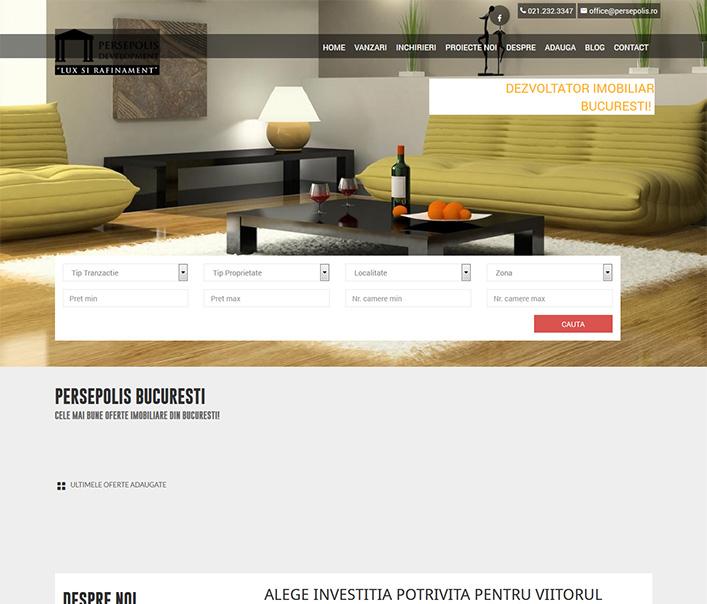 Persepolis Development - dezvoltator imobiliar Bucuresti