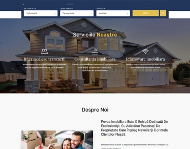 Povas Imobiliare - agentie imobiliara Bucuresti