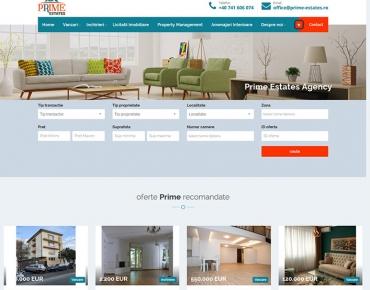 Prime Estate - agentie imobiliara Bucuresti