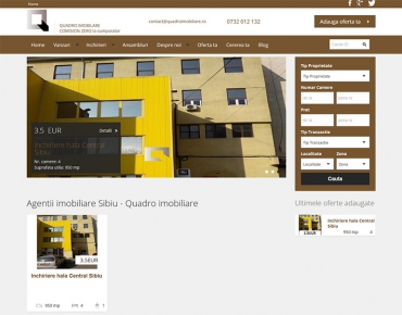 Quadro Imobiliare - agentie imobiliara Sibiu