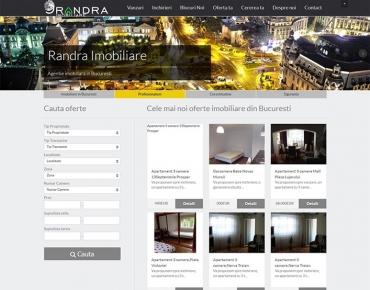 Randra Imobiliare - agentie imobiliara Bucuresti