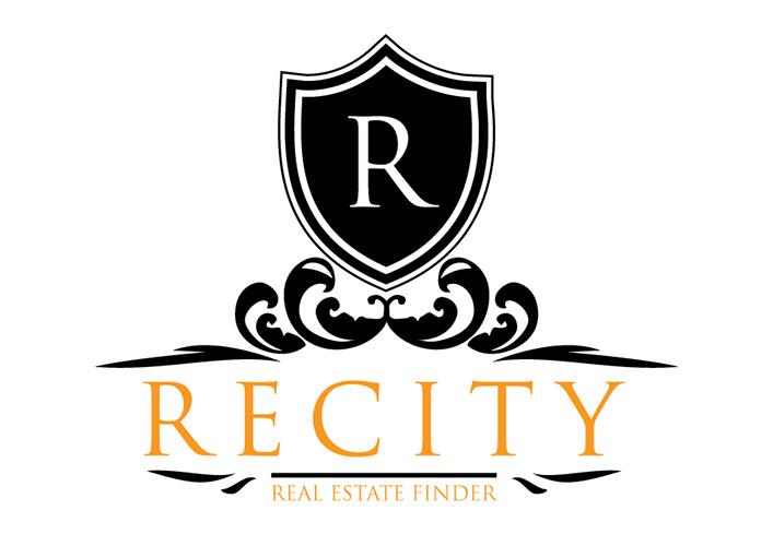 Design logo agentie imobiliara - Recity - Ploiesti