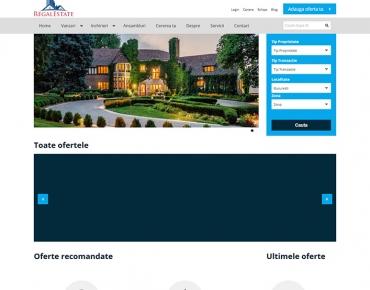 Regal Estate - agentie imobiliara Bucuresti