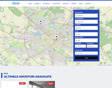 Reus - agentie imobiliara Bucuresti