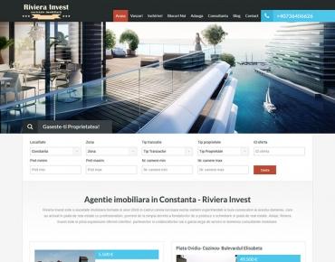 Riviera Invest - agentie imobiliara Constanta