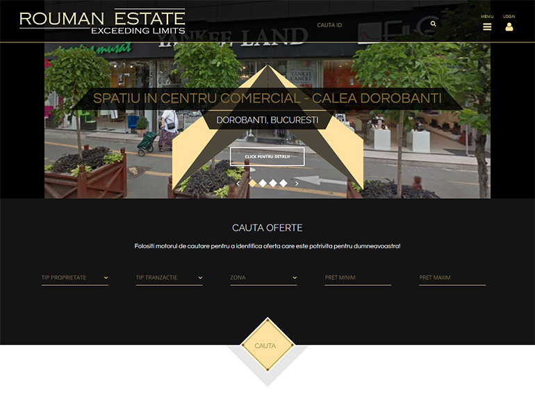 Rouman Estate - agentie imobiliara Bucuresti