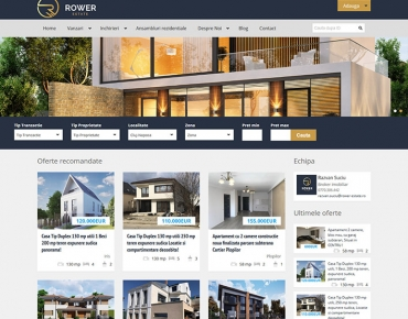 Rower  Estate - agentie imobiliara  Cluj Napoca