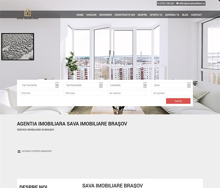 Sava Imobiliare - agentie imobiliara Brasov