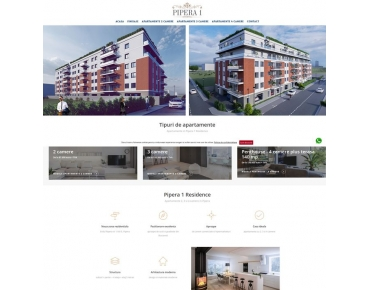 Pipera 1 - dezvoltator imobiliar Bucuresti