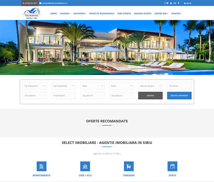 Select Real Estate - agentie imobiliara Sibiu