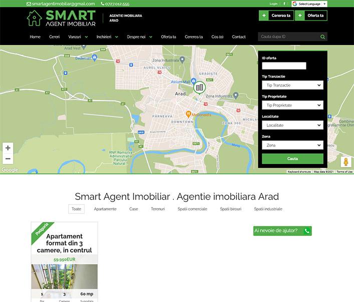 Apartament de Vanzare Arad - agentie imobiliara Arad