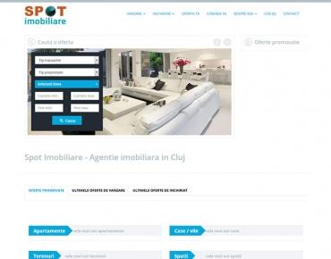 Spot Imobiliare - agentie imobiliara Cluj Napoca