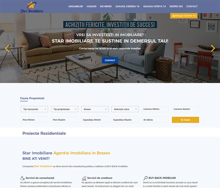 Star Imobiliare - agentie imobiliara Brasov