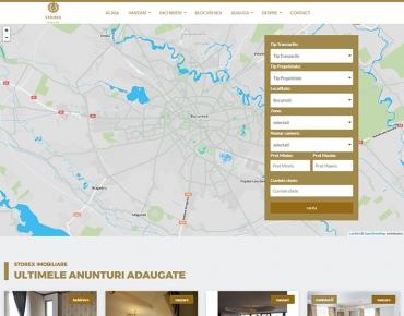 Storex - agentie imobiliara Bucuresti