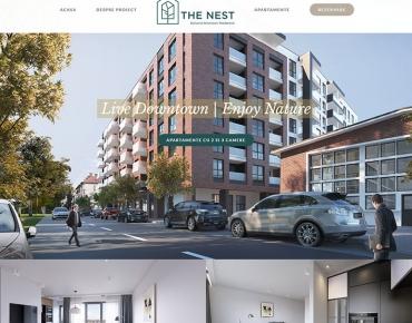 The Nest - dezvoltator Imobiliar Cluj Napoca