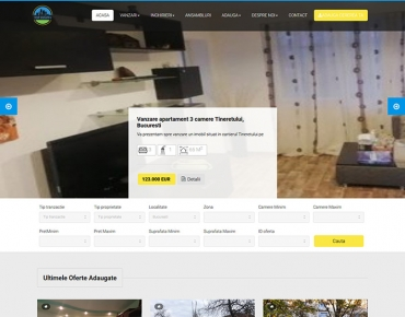 Top Concept Estates - agentie imobiliara Bucuresti