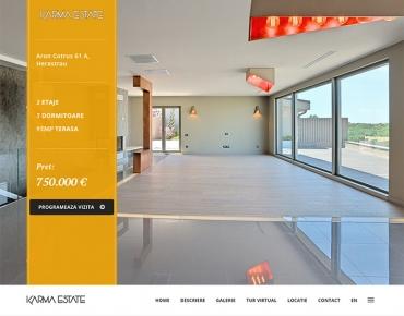Website de nisa - vanzare penthouse Herastrau Bucuresti