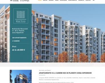 White Tower - dezvoltator imobiliar Ploiesti
